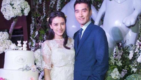 赵又廷请假结婚,婚礼现场甜蜜亲吻,高圆圆笑容满面