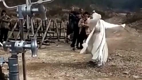 这才是真正的剑气啊!