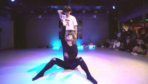 南京Ishow爵士 舞蹈《说好不哭》
