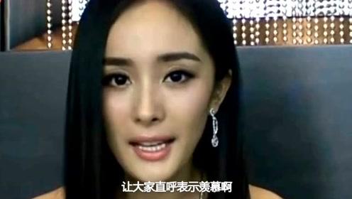 """她是杨幂的""""小姑子"""",颜值不输女明星,得知职业令人羡慕"""