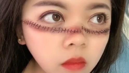 闺蜜居然做了个去除眼袋的手术,这是毁容了吧?