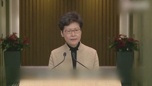 林郑月娥:约600人已离开理大 其中约400人当场被捕