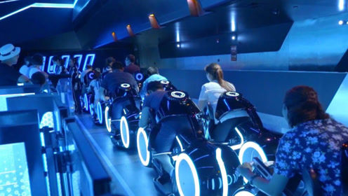 上海迪士尼最刺激的项目,很多坐过第一次的人,都不敢尝试第二次