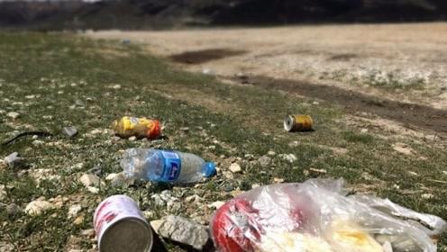川藏线上游客扔的最多的垃圾是什么?可能你一直都想错了