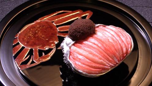 日本人花式吃螃蟹,网友:太费劲了!