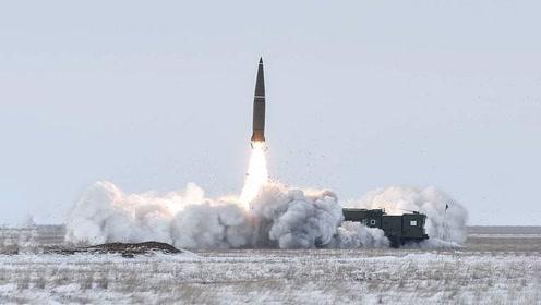 """俄军大批列装""""伊斯坎德尔 """"  专:对欧洲实现无缝火力全覆盖"""