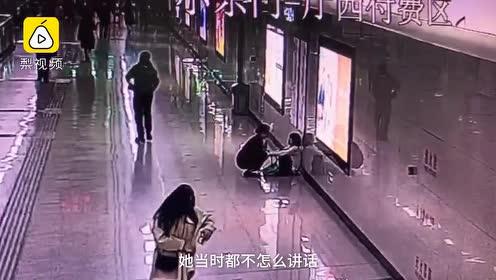 女子加班1个月做完工作地铁泪崩:不敢在家哭,怕吓到女儿