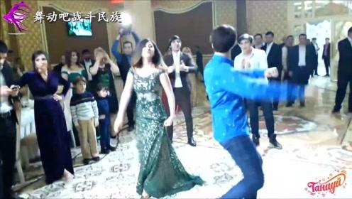 """格鲁吉亚版""""赵丽颖""""!女舞伴一亮相就""""艳压群芳""""了"""