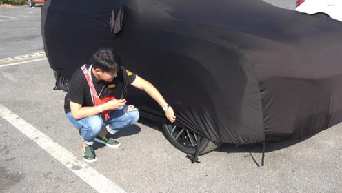 2019广州车展抢先探!带您掀开黑幕看个车,偷偷看真的更刺激