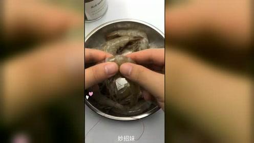 超级美味的虾