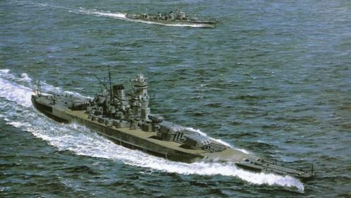 日本这艘军舰比辽宁舰还大,9门主炮齐射冲击波相当于16级台风