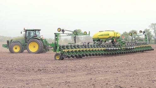 德国机械水平有多先进?大开眼界的3款农业机械,真正的德国制造