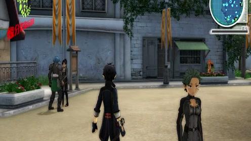 刀剑神域:没想到把双刀流给保留了,这个还是蛮不错的!