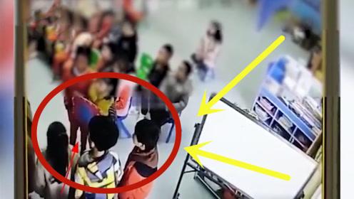 幼儿园小朋友被老师要求排队自扇耳光,教育局责令辞退涉事教师?