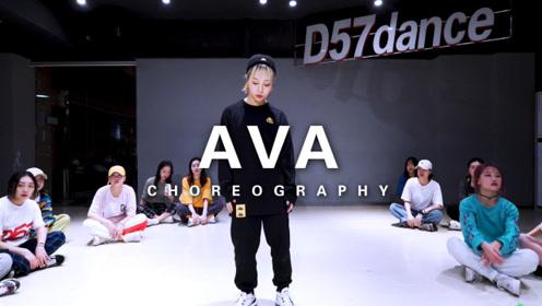 D57舞蹈工作室,AVA编舞《岁月神偷》