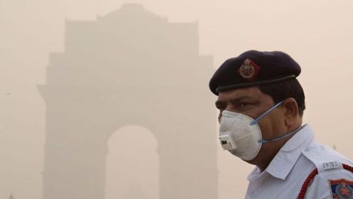 印度空气情况持续恶化,高官表态:北京用了15年改善,我们将更短