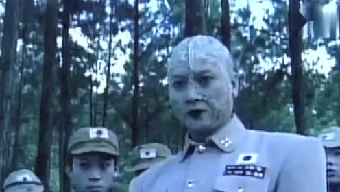 日本军魂天下无敌,林正英都打不过他,却被这种东西给降服住了