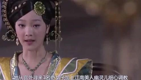 丫鬟代替妃子去皇上面前跳舞,露出脸的那一刻,皇上痴迷不已