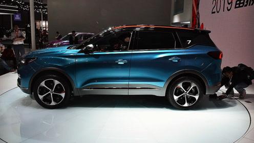 奇瑞就靠它了!全新SUV终于来了,颜值全面进化,有爆款潜力!
