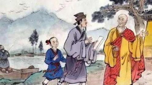 """苏轼进寺庙大喊一声""""秃驴何在"""",小和尚回了4个字,成千古绝对"""