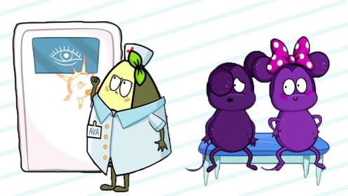 牛油果新开了一家医院,进来两个奇怪的病人,可把牛油果难倒了!