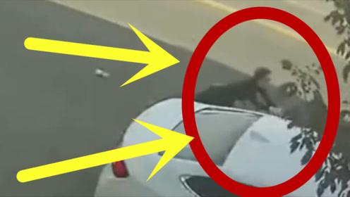 女子打车遭遇一生最可怕经历,路过群众将其救起,真是太可怕!
