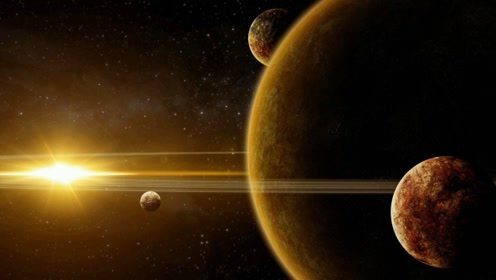 行星环是如何产生的?网友:若是地球也有个行星环是好是坏?