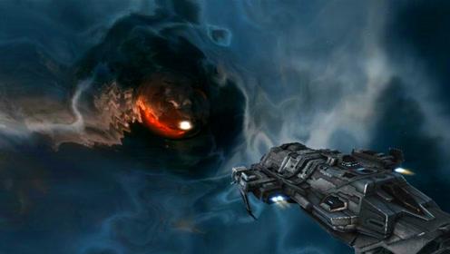 超级黑洞的引力到底有多大?原子被轻易撕碎,地球靠近连渣都不剩