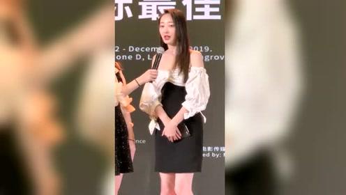 蒋梦婕回忆在三亚拍戏经历,虽然苦但是依然印象很好