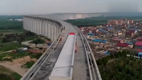 原来中国的超级大桥是这样建造的,真是长见识了!