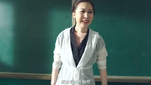 开卷考试,小明不带课本把老爸老妈都叫来了,真是个人才