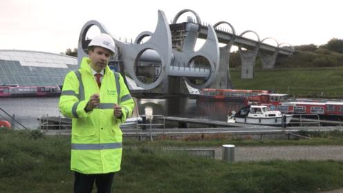 水利工程一大奇观,苏格兰运河耗资8000万英镑,完工后夺人眼目!