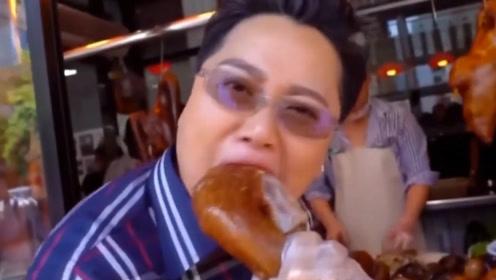 潮汕800元一只的卤鹅头,食神蔡澜赞不绝口,网友:馋出一地口水