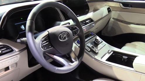 汉兰达看了都慌!新款大型SUV霸气十足,内饰奢华,3.0T+四驱!