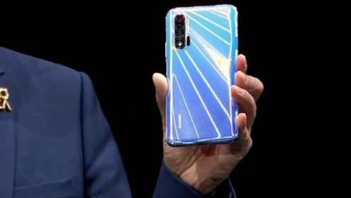 华为nova 6正式推出, 这手机的配色有点迷幻啊