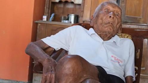 世界上最长寿的老人,亲自送走了7代子孙,最后选择绝食饿死!
