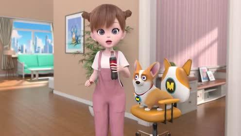 飞狗MOCO:MOCO为了主人健康舍命相助!