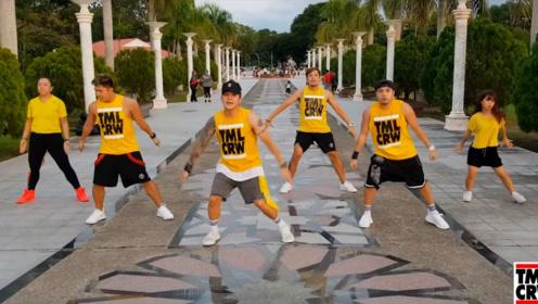 为何尊巴小哥哥们跳得这么帅?健身圈男士都想跟着学!