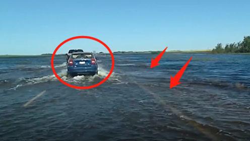 世界最危险公路,一路狂飙才能活下去!网友:堵车怎么办?