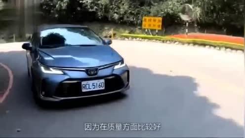 预算十万选家用车,德系还是日系?丰田卡罗拉用销量回答你!