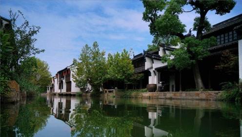 苏州隐藏着一个景色不输乌镇丽江的小镇 却沦为上海人后花园