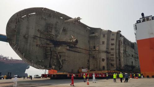 """2700吨货轮""""侧翻""""大海,工人""""神级""""救援,看完过程真的佩服"""