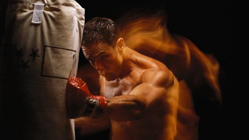 拳击比赛,赛前实况录像!