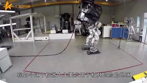 韩国制造出一款机器人,能够模仿人类所有动作,甚至还会生气