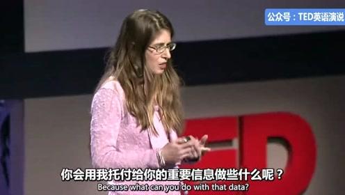 双语字幕TED演讲:尝试说出你的感谢~