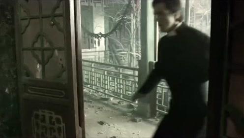 香兰和豆蔻被日本鬼子欺负后杀害,神父见了精神也崩溃了