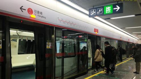 为什么地铁最后一班车,需要空车运行呢?看完就明白了