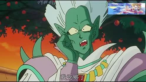 龙珠:小悟饭吃个苹果也能醉!实在太可爱了!