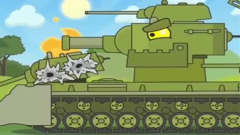 坦克世界:巨鼠坦克真厉害