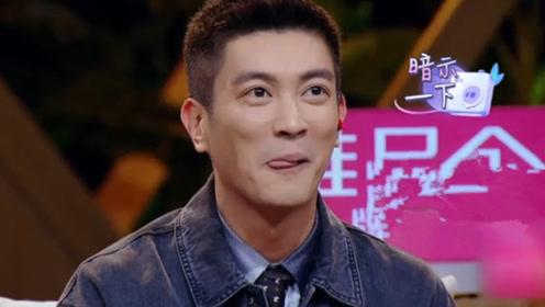 杜江被问:拍吻戏的时候在想什么?他下意识的回答,太大胆